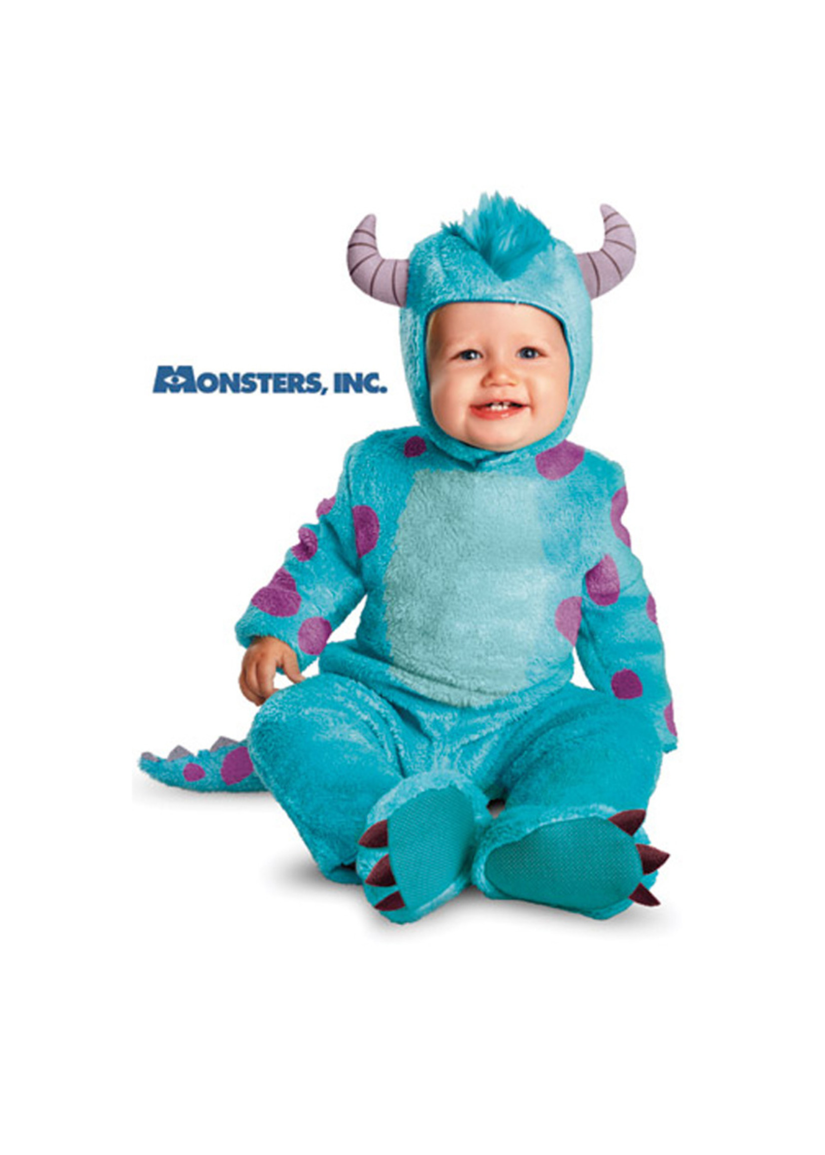 Sulley - Monsters Inc. Costume - Infant