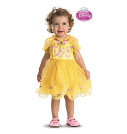 Princess Belle Costume (12-18M) - Infant