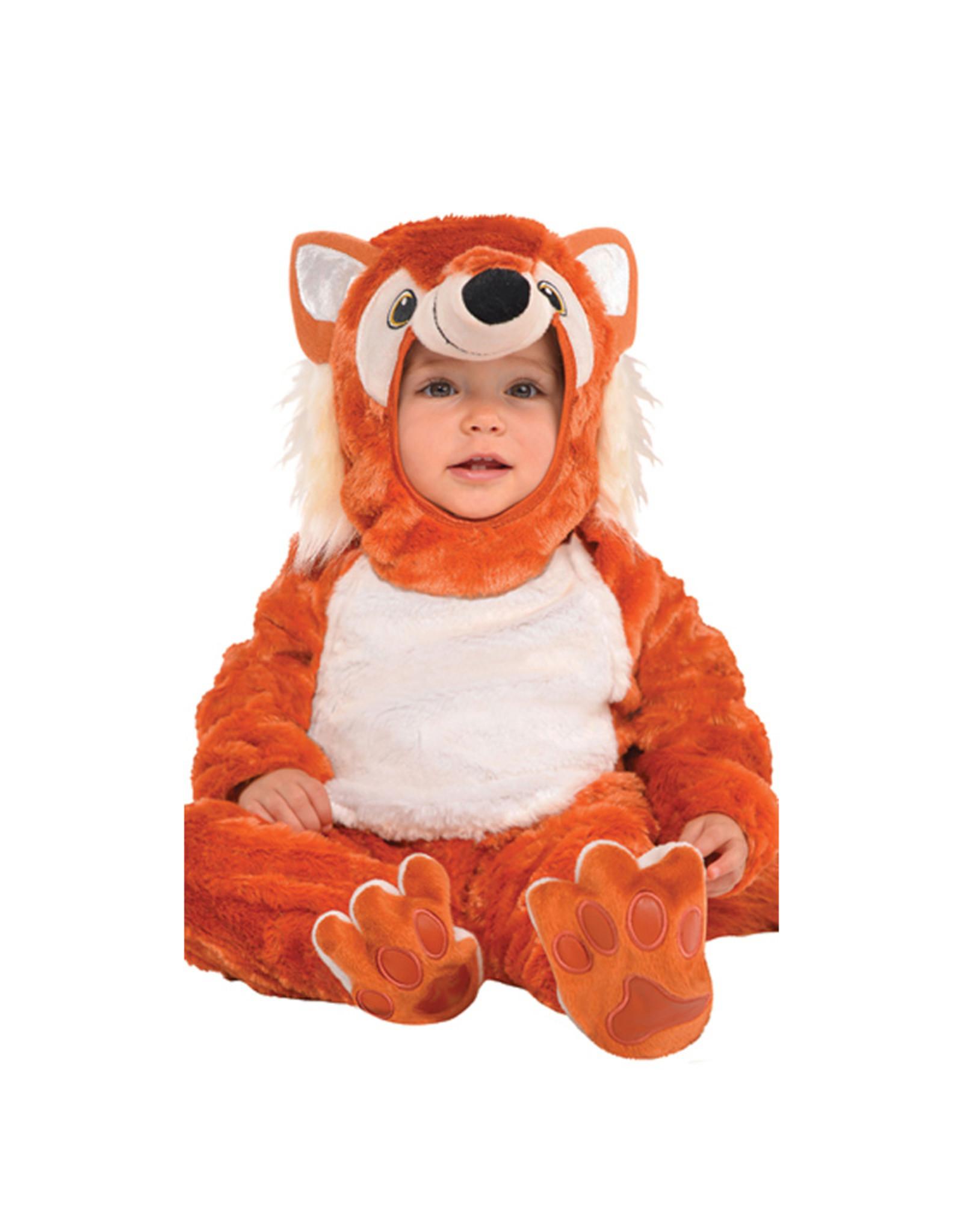 Furry Fox Costume - Infant