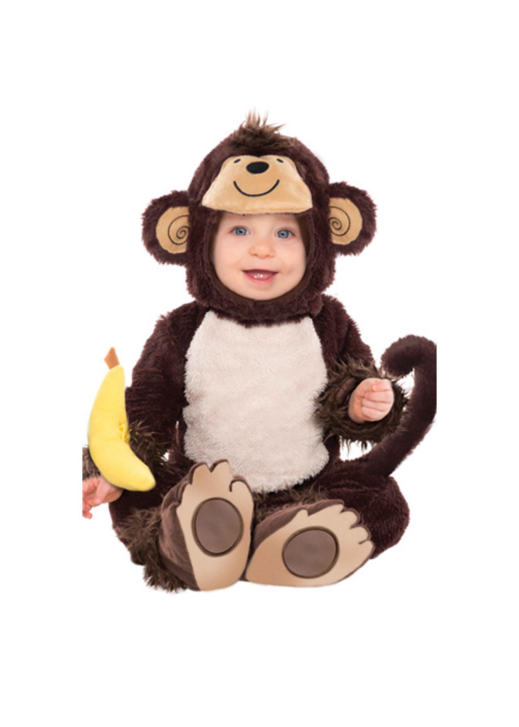 Monkey Around Costume - Infant