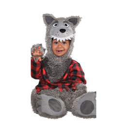 Baby Wolf Costume - Infant