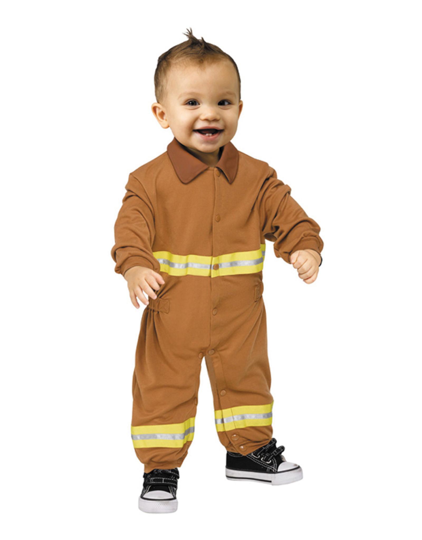Fireman Costume - Infant