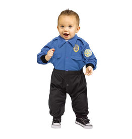Policeman Costume - Infant