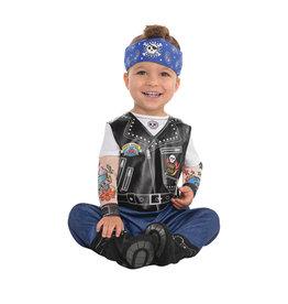 Baby Biker Costume - Infant