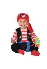 Baby Buccaneer Costume - Infant