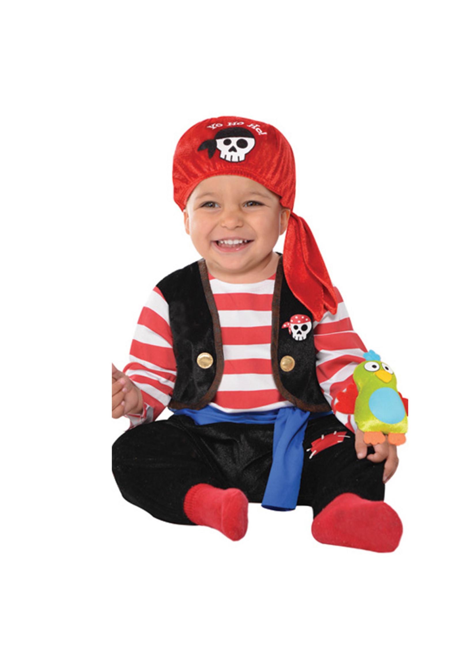 Baby Buccaneer Costume - Infant