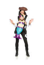 Pirate & Mermaid Costume