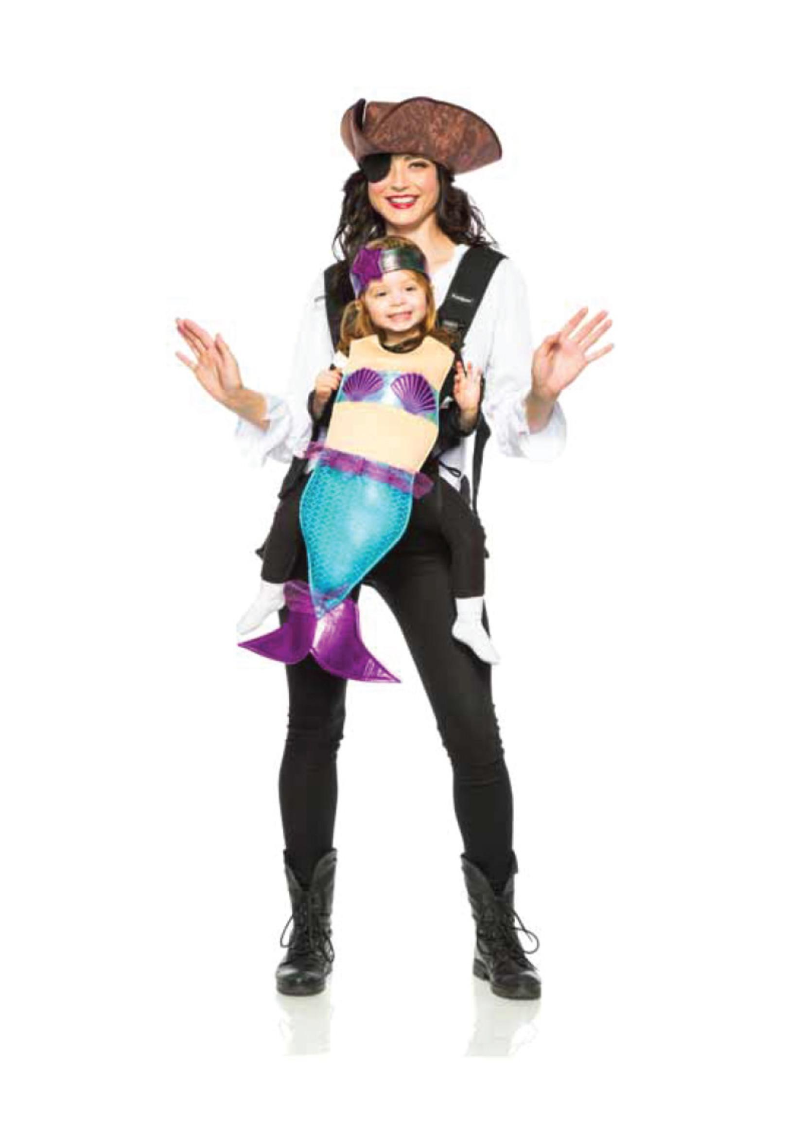 Pirate & Mermaid Costume