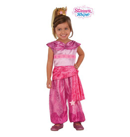 Leah - Shimmer & Shine Costume -Toddler