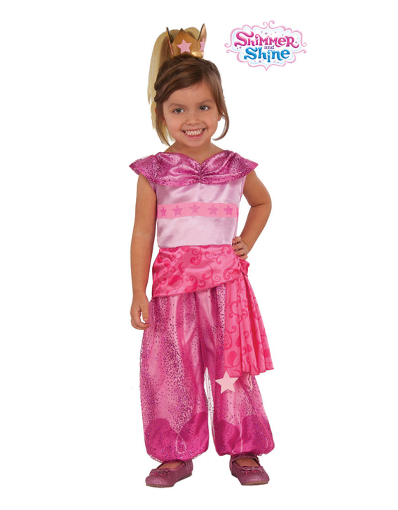 Leah - Shimmer & Shine Costume -Toddler