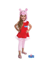 Peppa Pig Delux Costume - Toddler