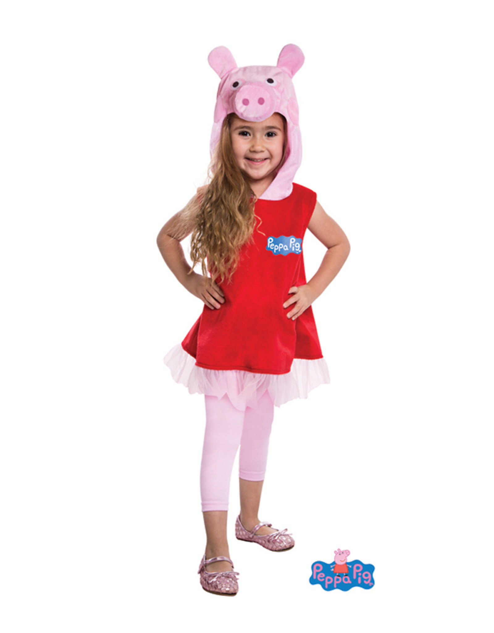 PALAMON Peppa Pig Delux Costume - Toddler