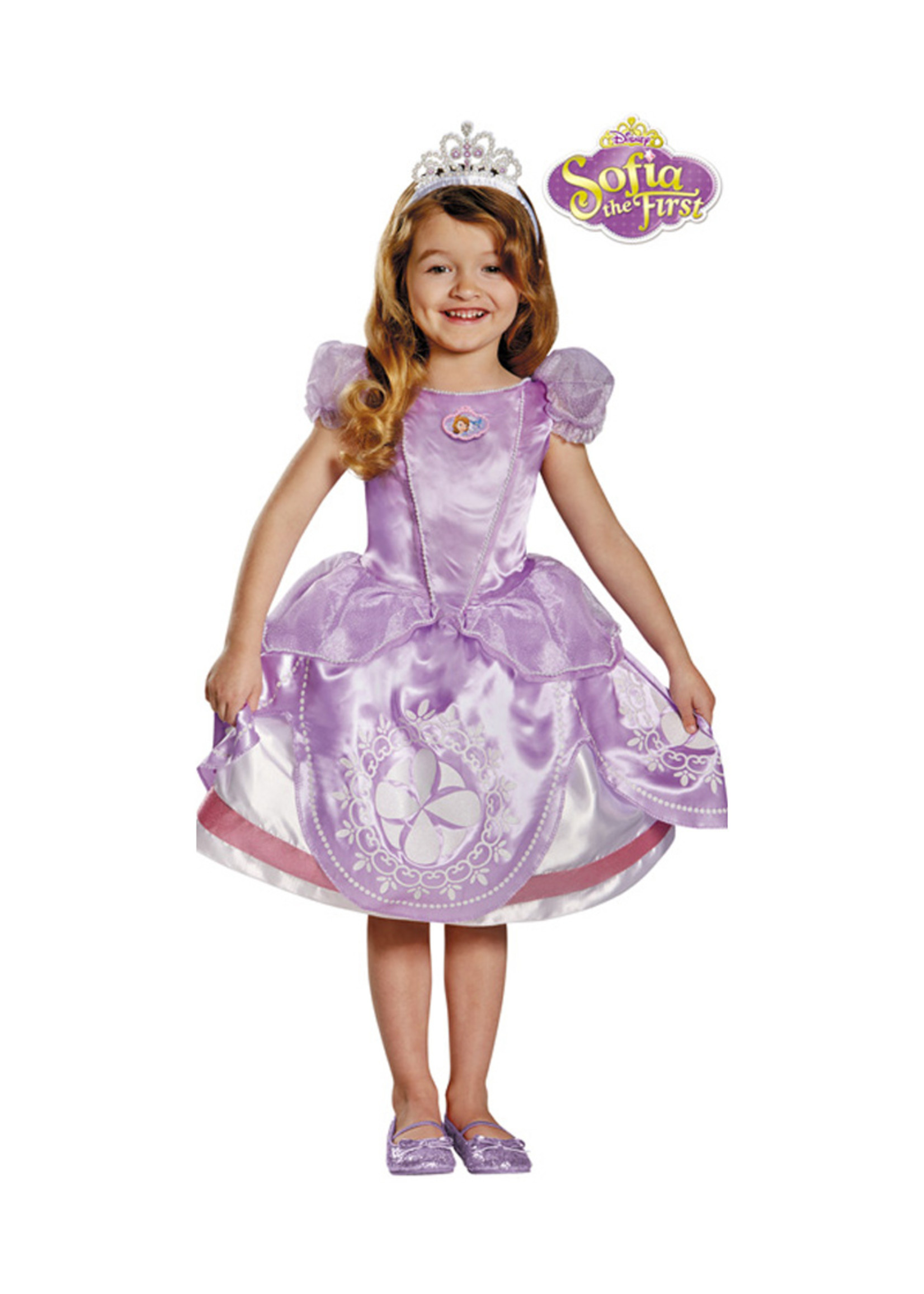 Sofia the First Deluxe Costume - Toddler