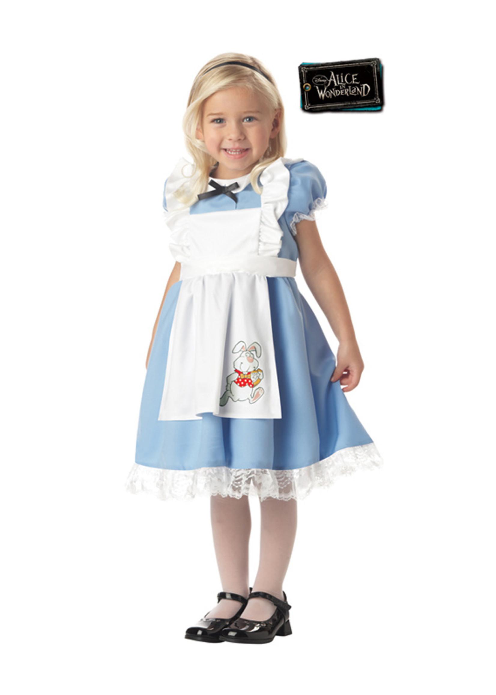 Alice in Wonderland Costume - Toddler