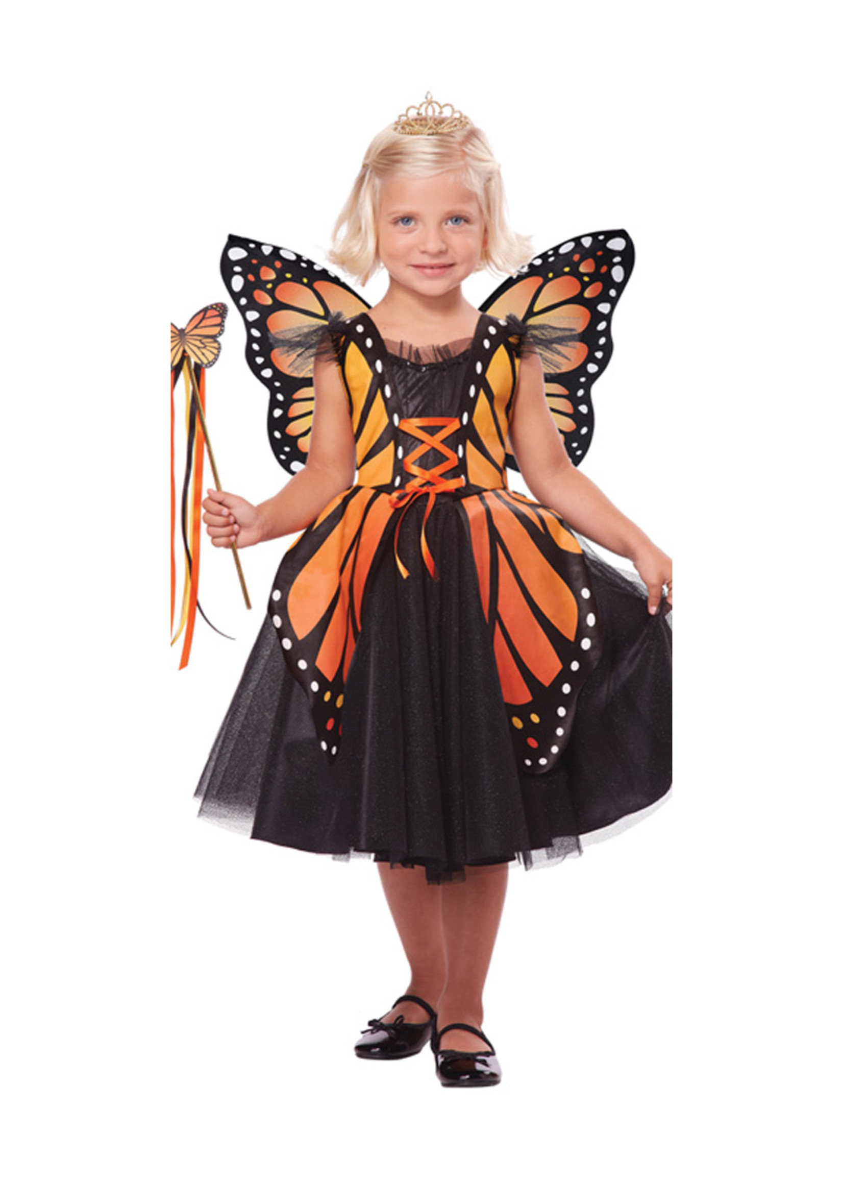 Monarch Princess Costume - Toddler