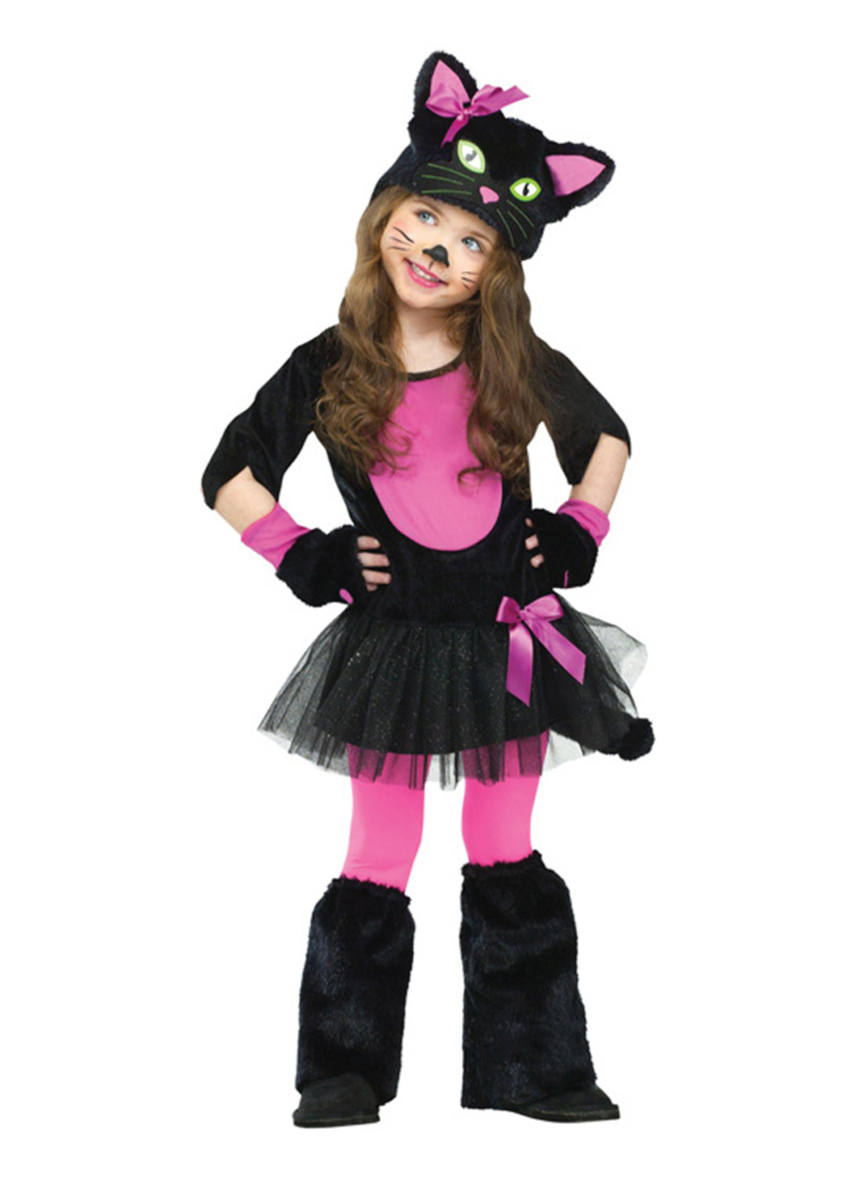 Miss Kitty Costume - Toddler