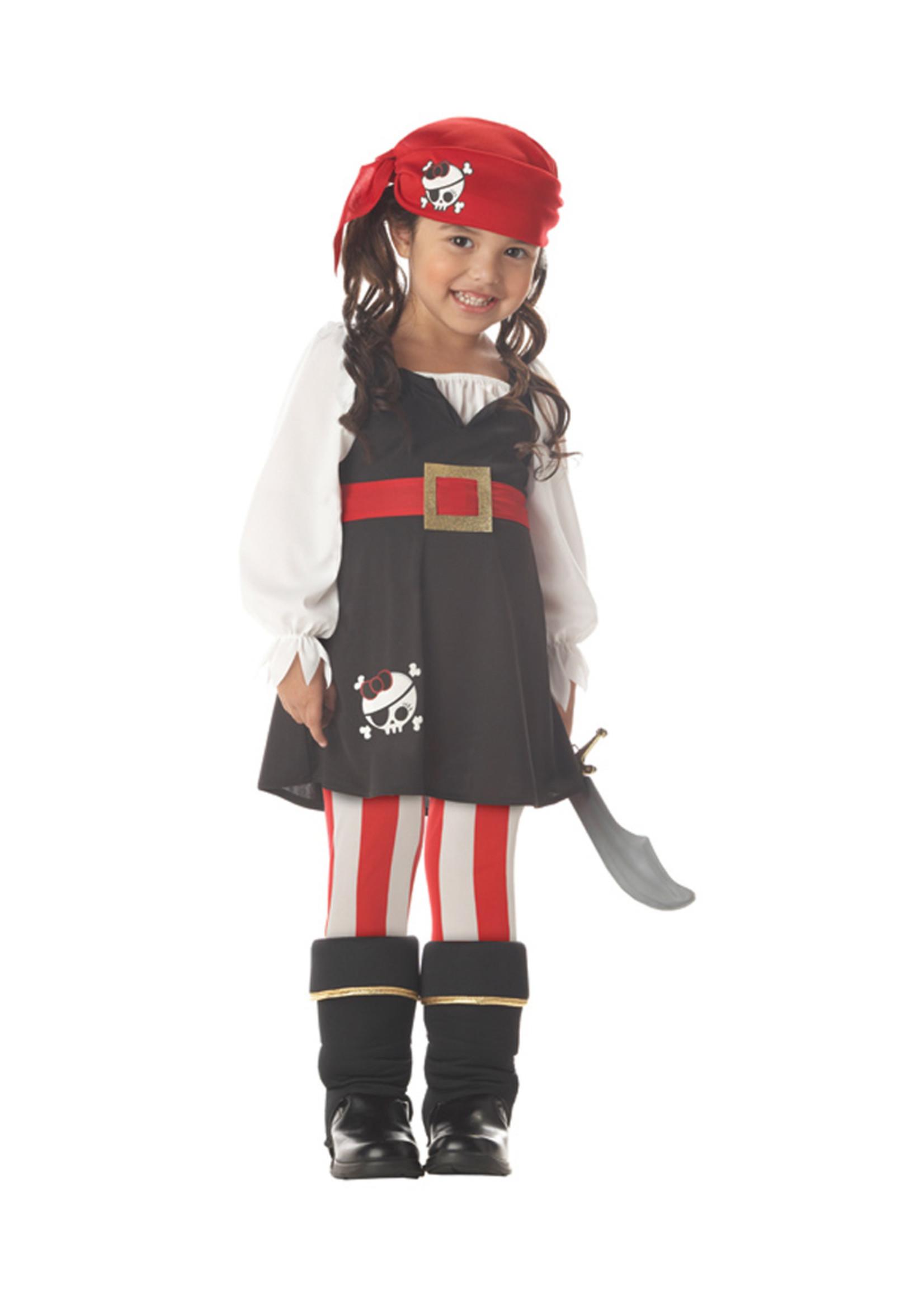 Precious Lil' Pirate Costume - Toddler
