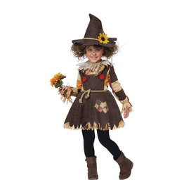 Pumpkin Patch Scarecrow Costume - Toddler