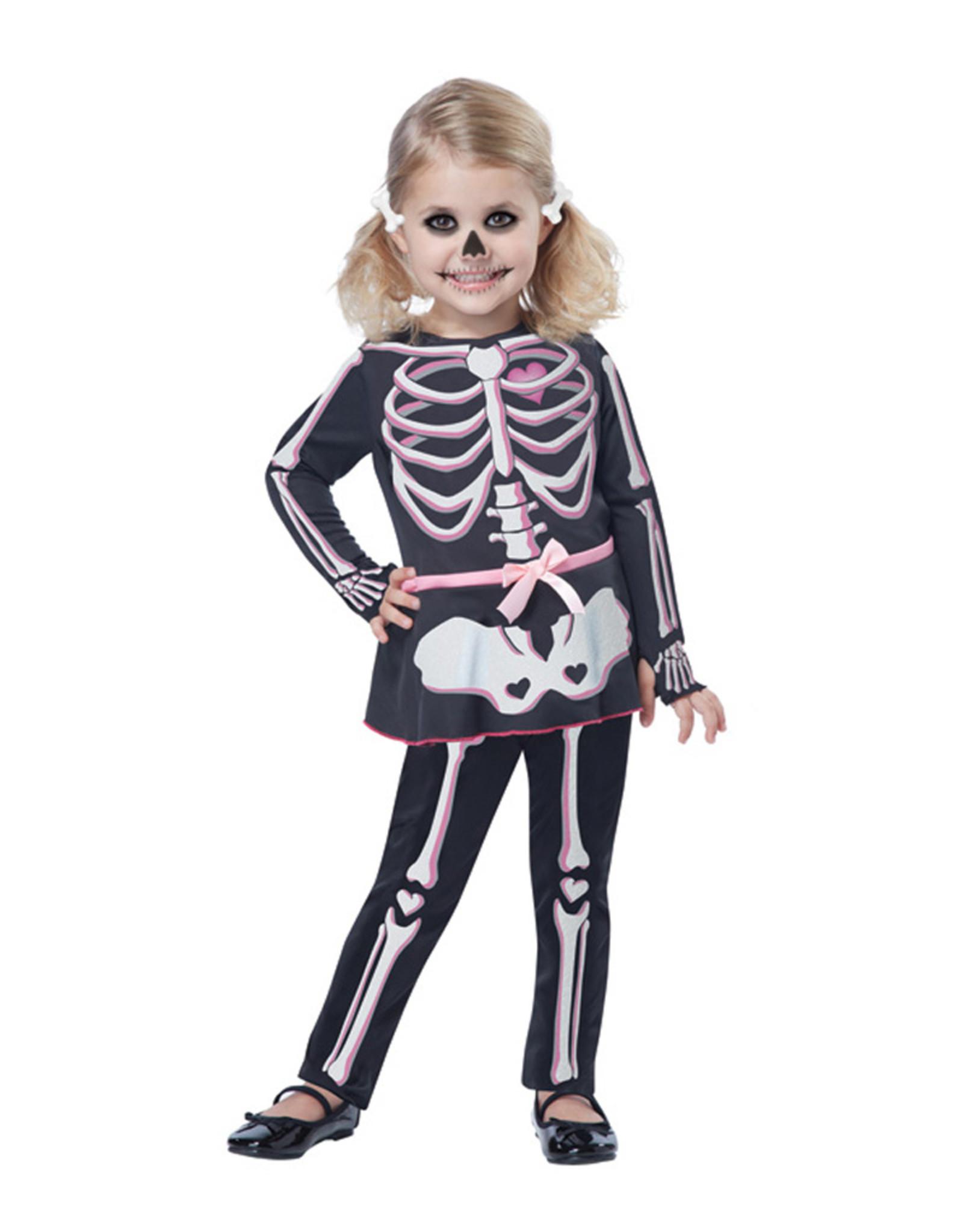 Itty Bitty Bones Costumes - Toddler