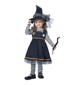 Crafty Little Witch Costume - Toddler