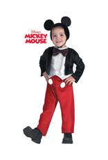 Mickey Mouse Deluxe Costume - Toddler