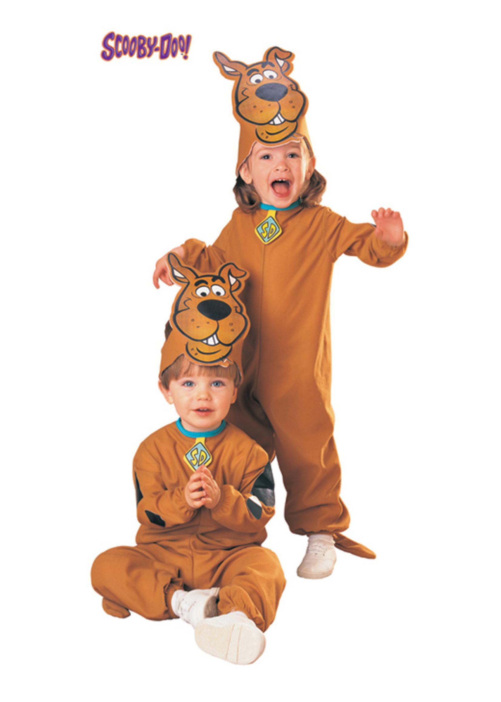 Scooby-Doo Costume - Toddler