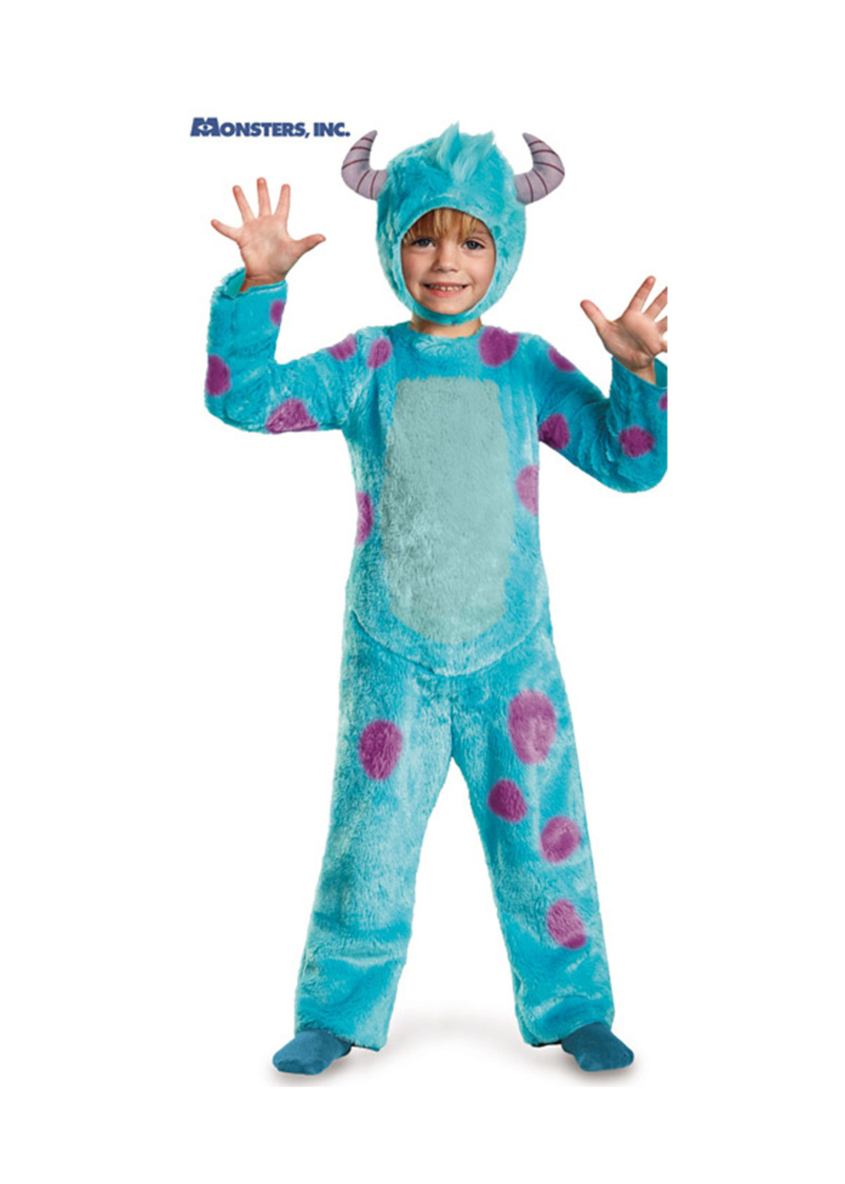 Sulley Deluxe Costume - Toddler