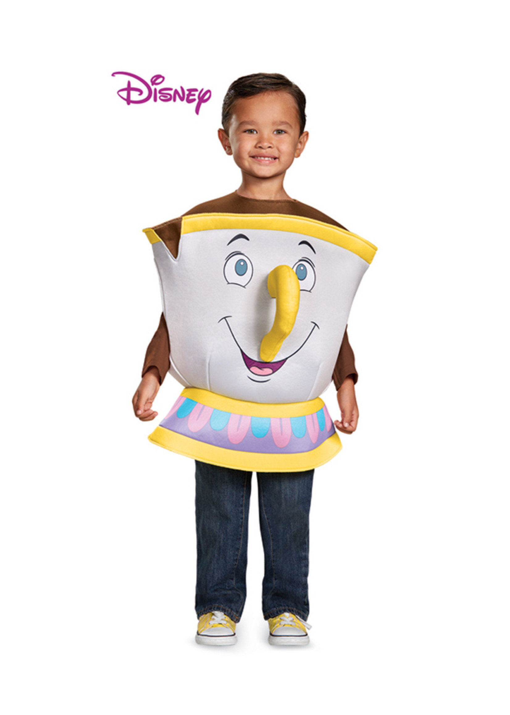 Chip - Beauty and the Beast Costume - Toddler