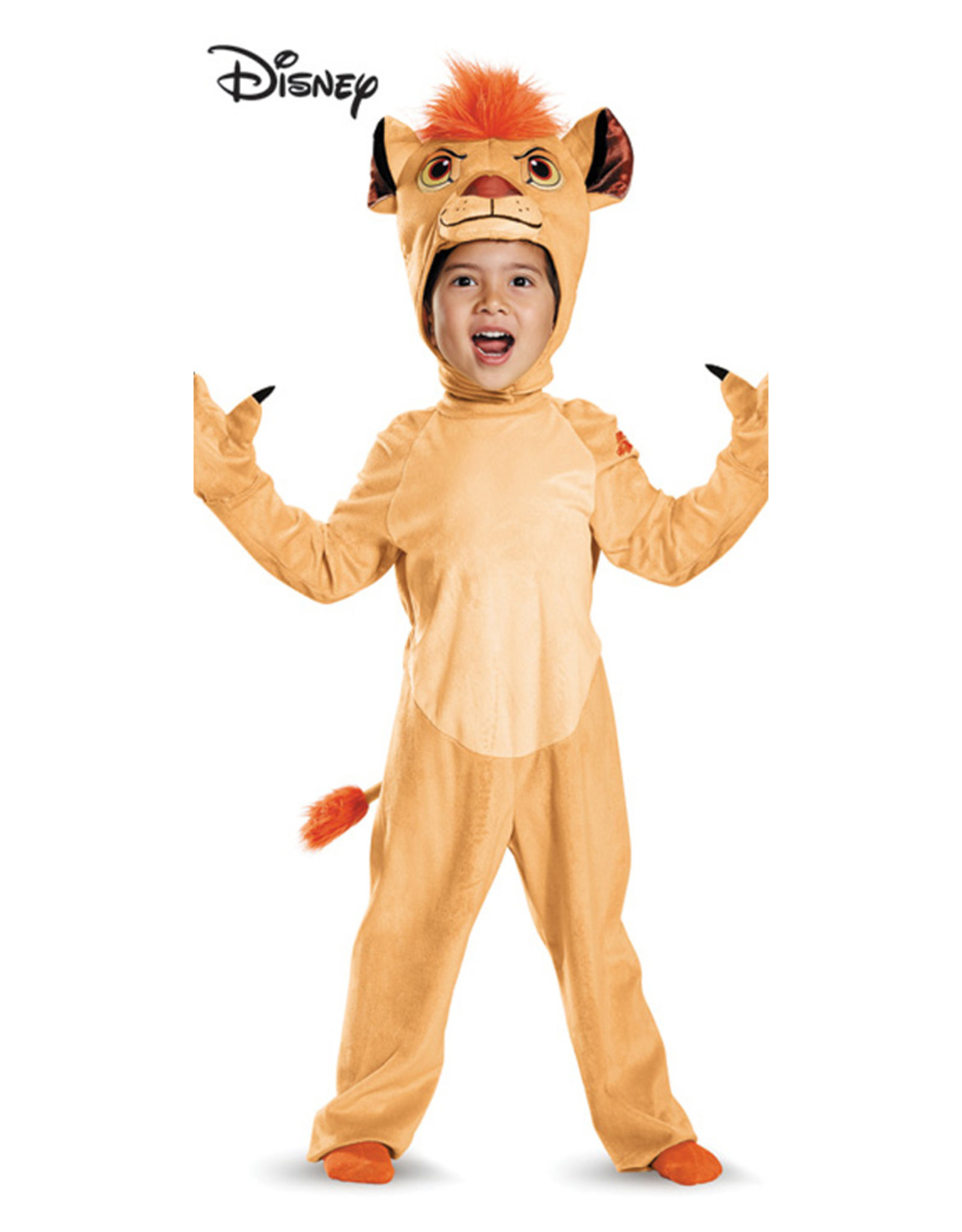 DISGUISE Kion - The Lion Guard Deluxe Costume - Toddler