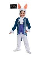 White Rabbit Alice & Wonderland Costume - Toddler