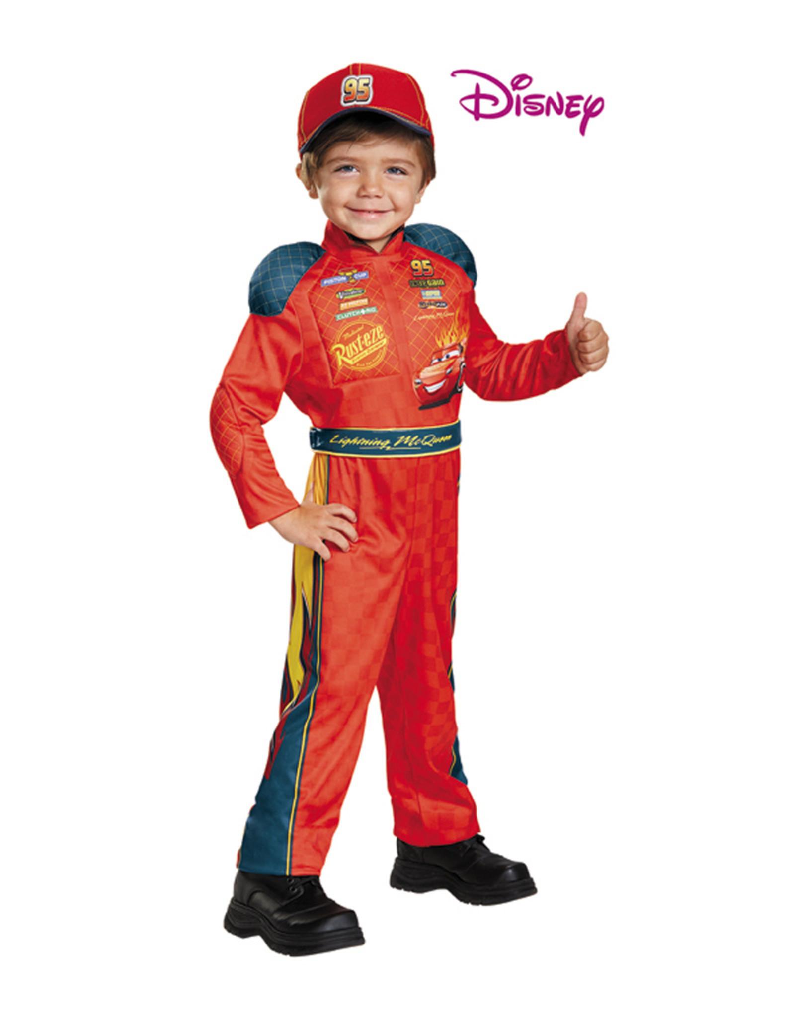 Lightning McQueen Costume - Toddler