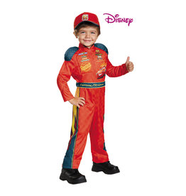 Lightning McQueen Costume - Toddler