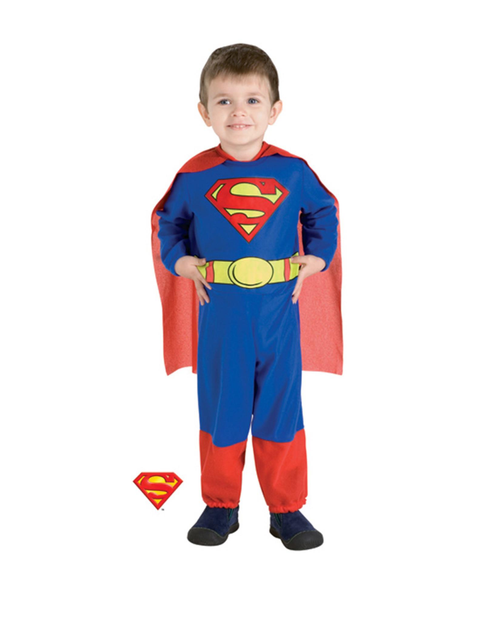 Superman Costume - Toddler