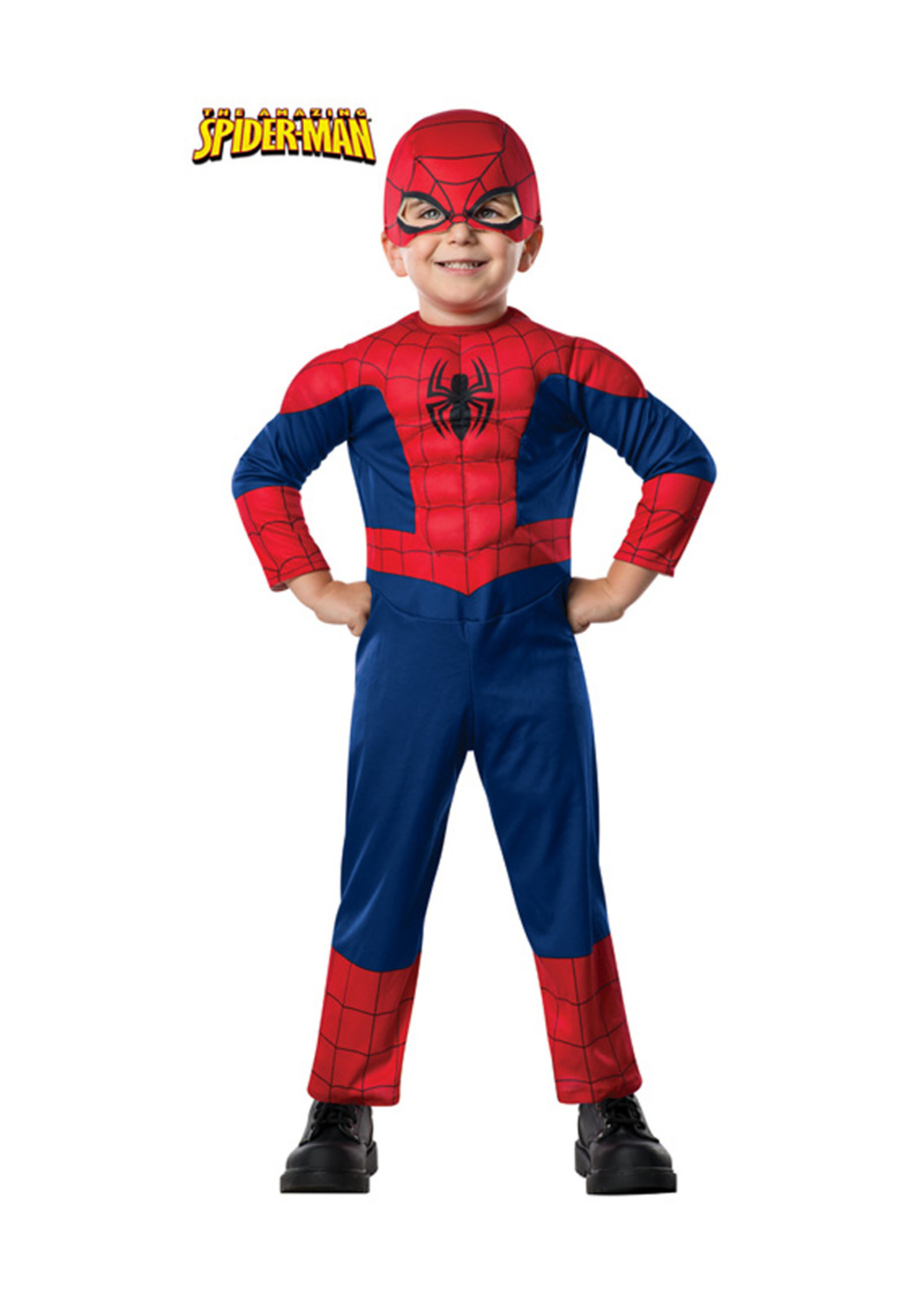 Spider-Man Deluxe Costume - Toddler