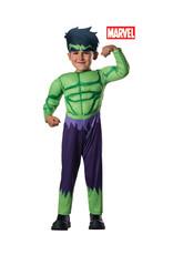Hulk Deluxe Costume - Toddler