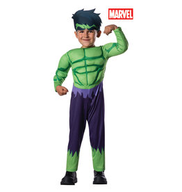 Hulk Deluxe Costume - Toddler