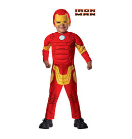 Iron Man Deluxe Costume - Toddler