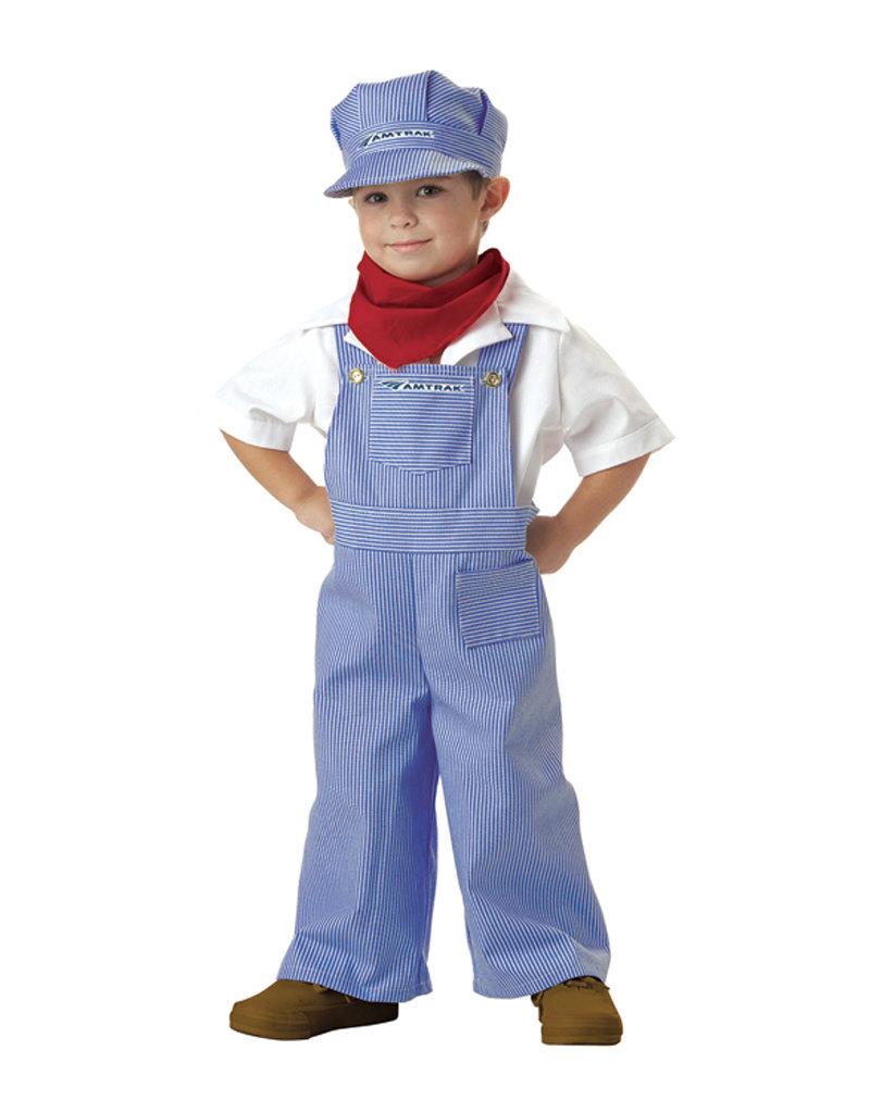 Amtrak Train Engineer Costume - Toddler