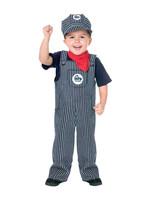 Train Engineer Costume - Toddler