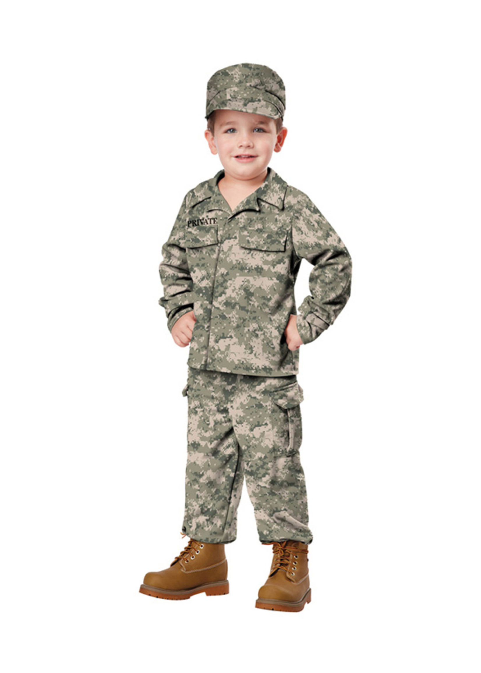 Soldier Costume - Toddler
