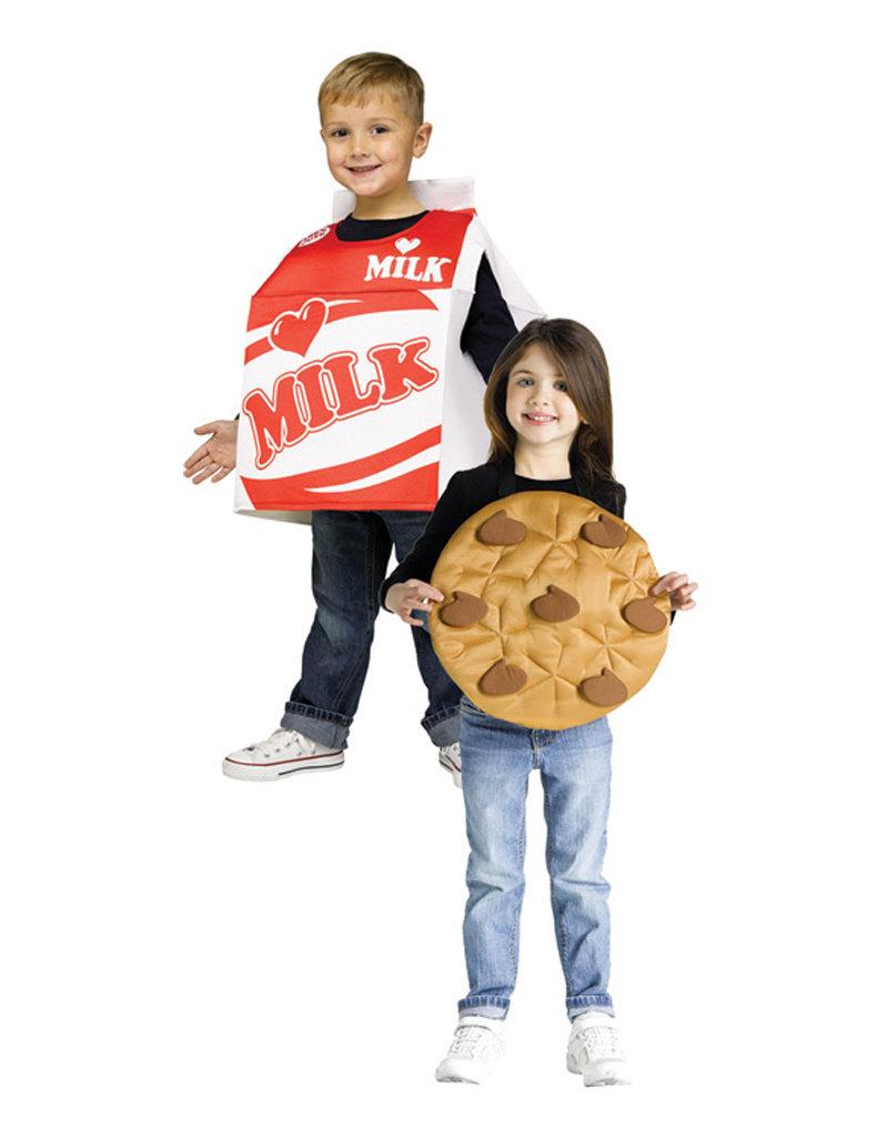Milk & Cookie Costume - Toddler