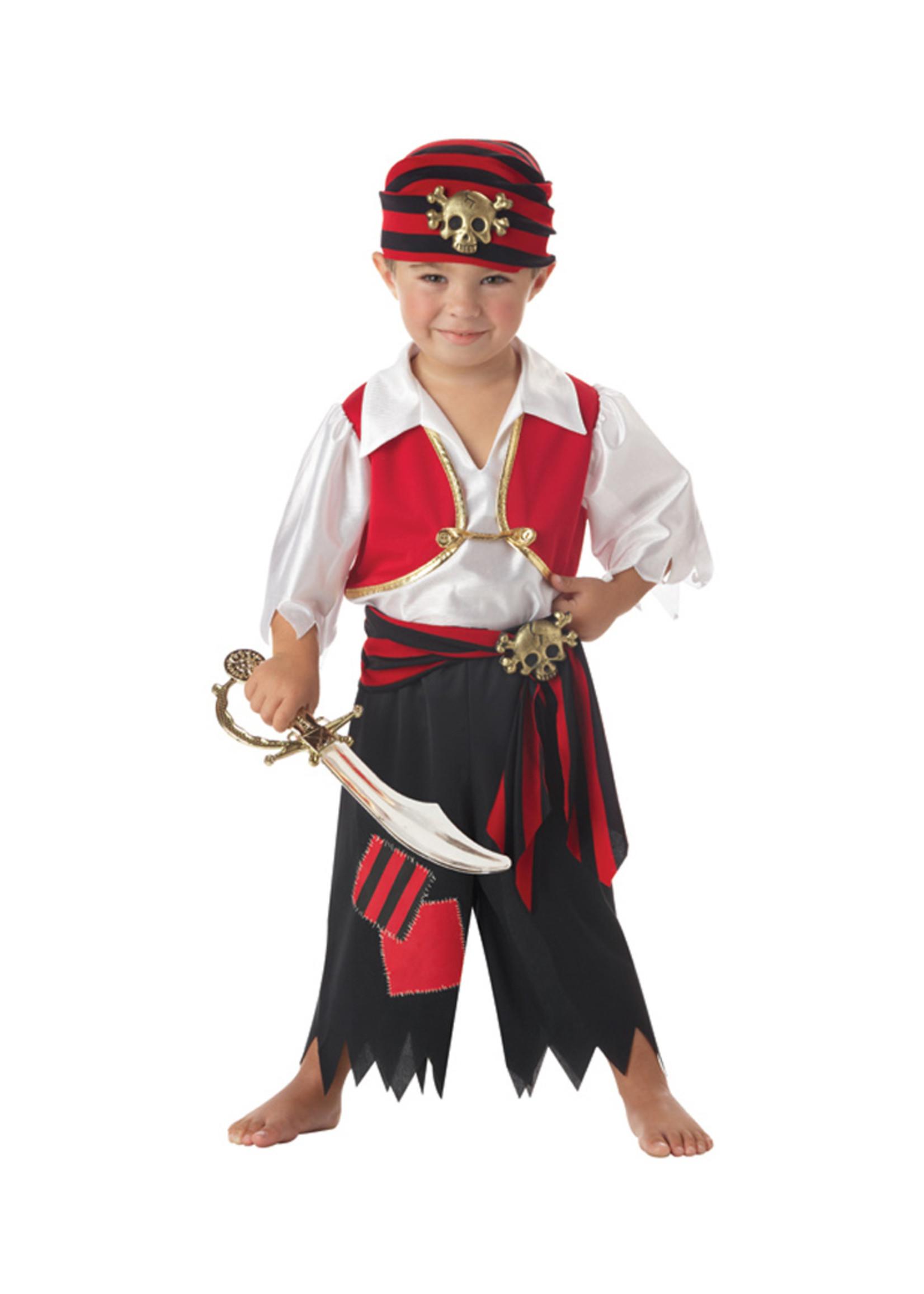 Ahoy Matey Costume - Toddler