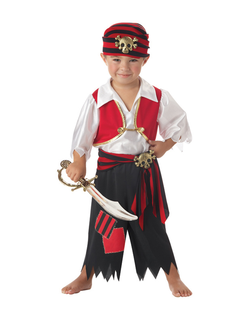 Ahoy Matey Costume - Toddler