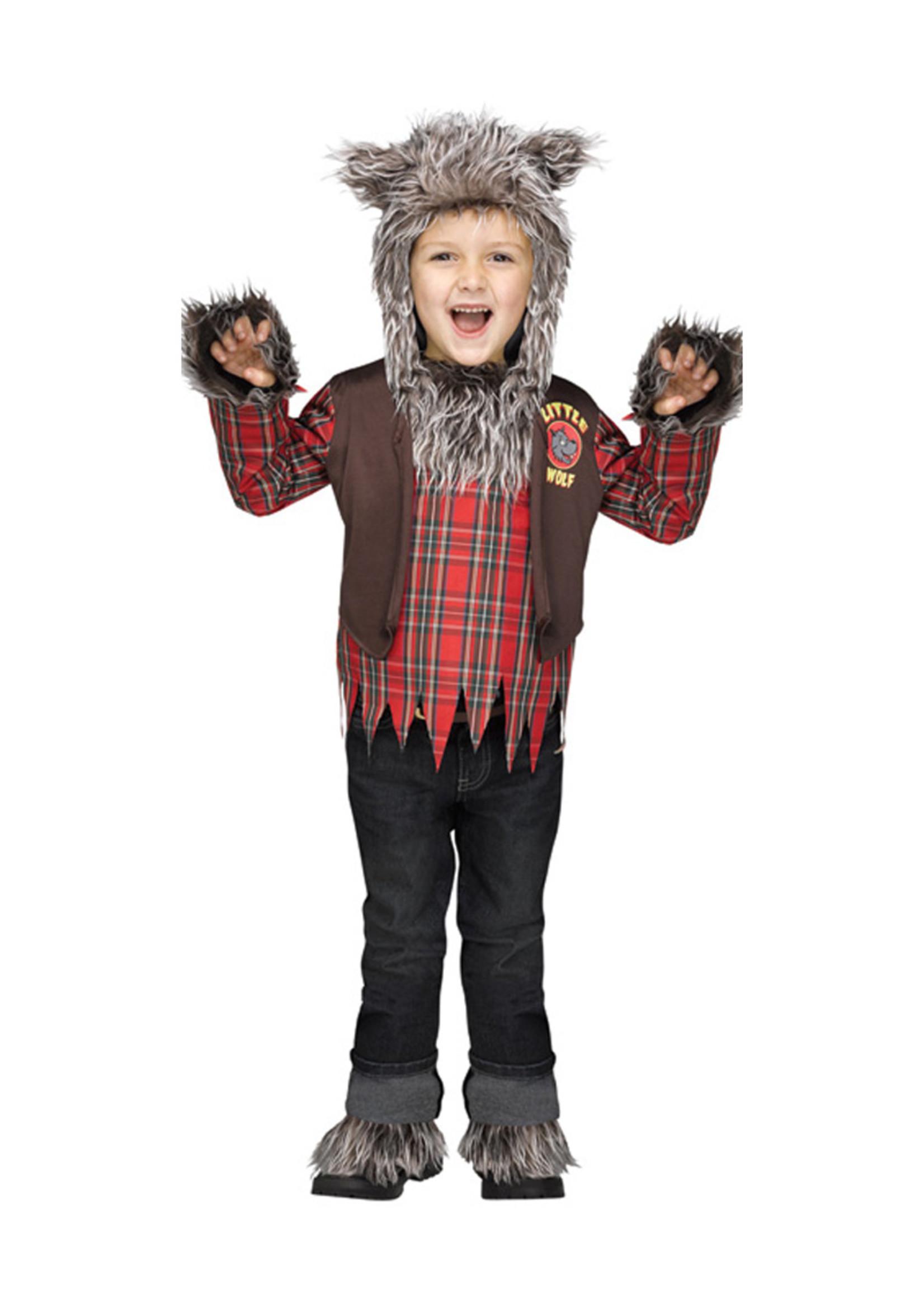 Li'l Wolf Costume - Toddler