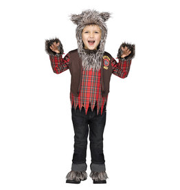 Li'l Wolf Costume - Toddler