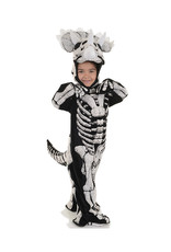 UNDERWRAPS Triceratops Fossil Costume - Toddler