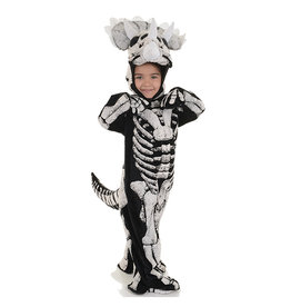 Triceratops Fossil Costume - Toddler