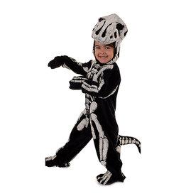 UNDERWRAPS T-Rex Fossil Costume - Toddler