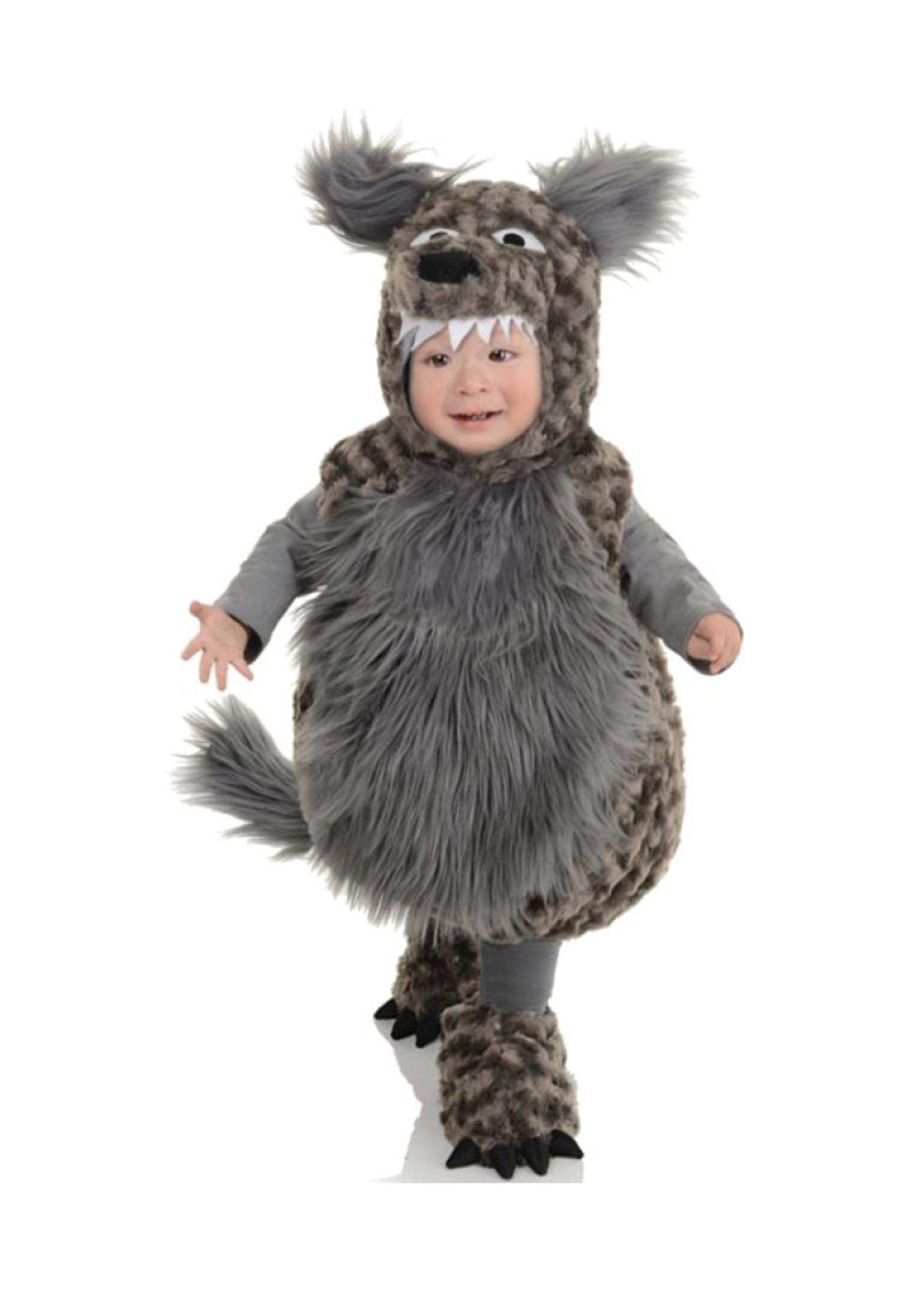 Wolf Costume - Toddler
