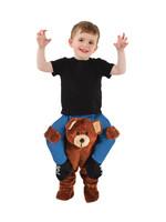 Bear Piggyback Costume - Toddler